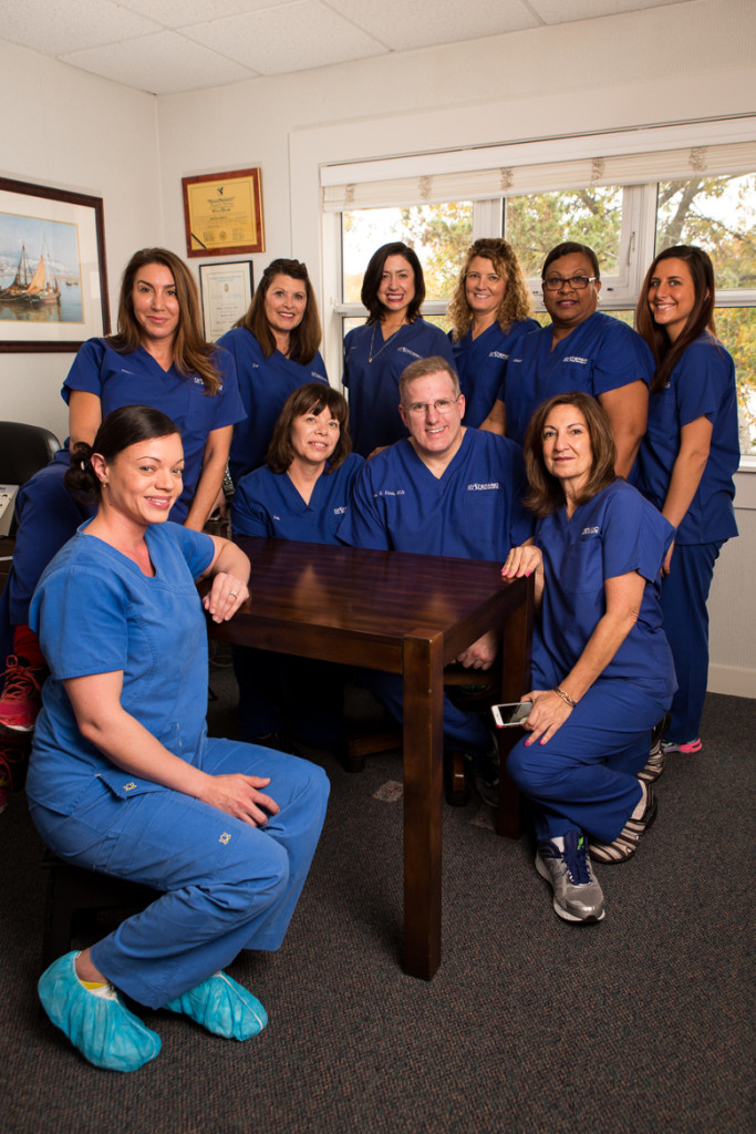 A staff photo for DiStefano Hair Restoration Center in Worcester, MA
