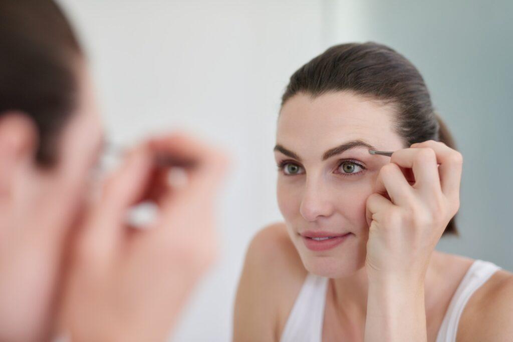 Thinning Eyebrows
